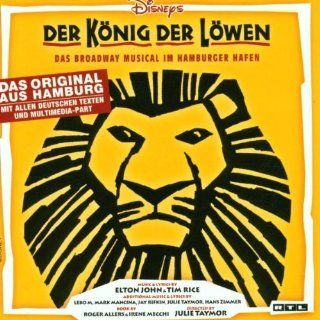 The Lion King (Musical) Musik