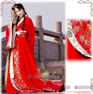 Hanfu Fest Kleid Gothic Lolita Cosplay Maßanfertigung 1