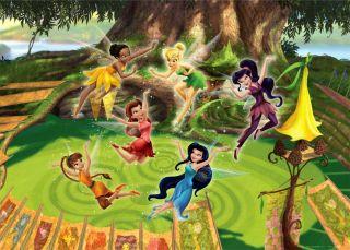 Tapete Disney Tinkerbell Feen Tinker Bell Foto 160 x 115 c