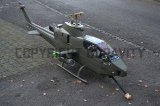 RC Heli Cobra AH 1 Turbine Jakadofsky no ducati rc jet vario jetcat