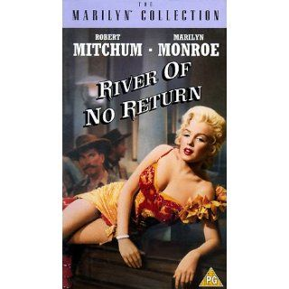 River of No Return [VHS] [UK Import] Robert Mitchum, Marilyn Monroe