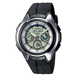 CASIO Uhr AQ 163W 7B1VEF analog   digital wrist watch Casio Collection