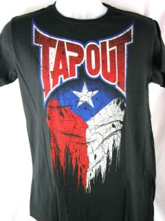 Tapout World Collection Texas T shirt New
