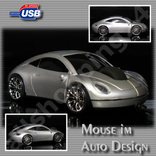 USB MAUS in AUTO DESIGN Mouse 800dpi PC & Notebook SILB