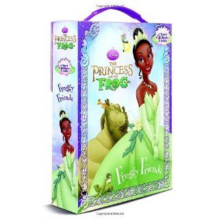 Froggy Friends (Disney Princess and the Frog) (Friendship Box)