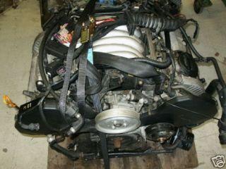 Motor ALF aus Audi A6 2.4 5V 165 PS