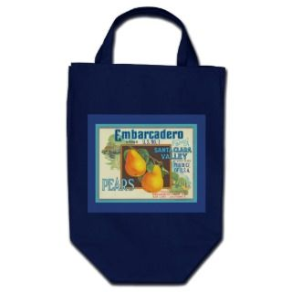 Pears Vintage Kitchen Label Art Tote Bag