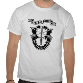 US Special Forces Insignia Shirts