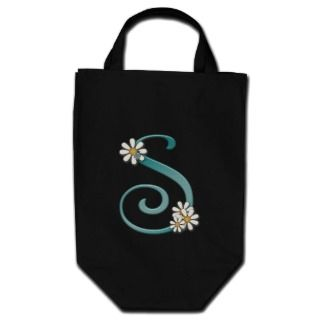 Monogram S Tote Bag