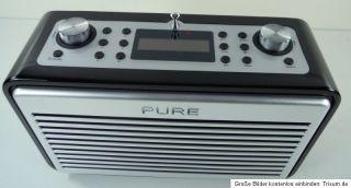 Pure Verona Tragbares Stereo Radio DAB/DAB+/UKW Tuner, 25 Watt RMS Neu