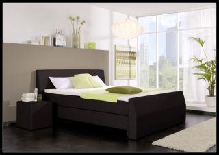 Boxspringbett Genua   Neu   Luxus Bett amerikanisches Hotelbett