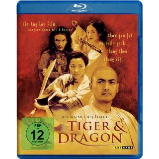 Tiger & Dragon [Blu ray] Chow Yun Fat, Chang Chen, Zhang