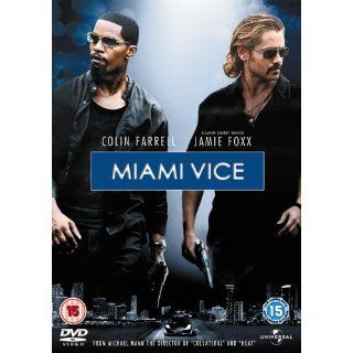 Miami Vice [UK Import] von Colin Farrell (DVD) (114)