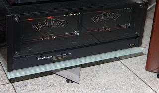 Onkyo M 200 Super Servo Stereo Endstufe / Power Amplifier *TOP* *sehr