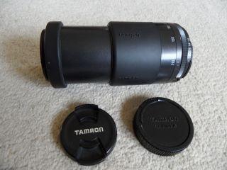 Objektiv Tamron AF 80 210mm F4,5 5,6 Model 178DN