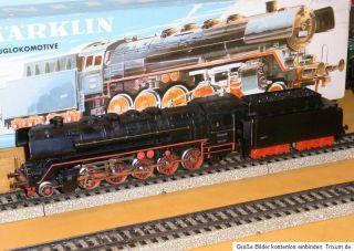 3027 Dampflok mit Tender in OVP N E U W E R T I G Märklin H0 Original