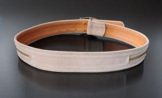 JUST roberto CAVALLI Damen WILDLEDER Gürtel Women Belt Cintura
