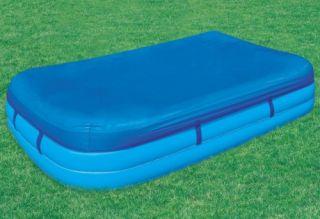 Pool Abdeckung Adeckplane Cover Poolplane 305x183cm