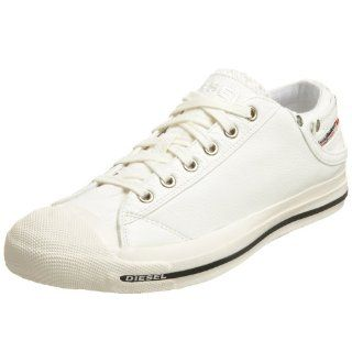 Diesel MAGNETE EXPOSURE LOW   Herren Schuhe Sneaker Chucks   White
