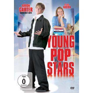 Young Pop Stars Aaron Carter, Alana Austin, Erin Tanner