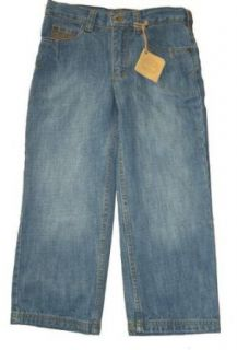 Kinder Jeans, Relaxed Fit, 5 Pocket Gr. 110/116 Bekleidung