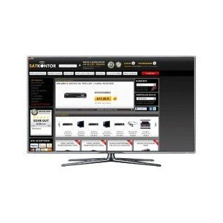 Samsung UE46D8000 117 cm ( (46 Zoll Display),LCD Fernseher,800 Hz