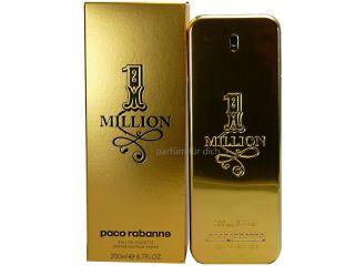 Paco Rabanne One Million 1 Million EdT 200 ml NEU & OVP