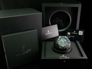 Hublot Big Bang King Black Magic Keramik 48mm  Neu  UVP 13200, €