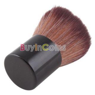 Magic Makeup Kabuki Powder Blush Blusher + Pouch Purse Bag
