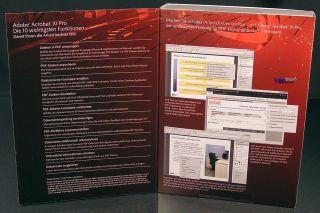 Adobe Acrobat XI Pro (V.11) Mac Upgrade Box + DVD DE OVP NEU