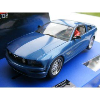 Carrera Digital 132 30289 Ford Mustang GT BLAU USA only