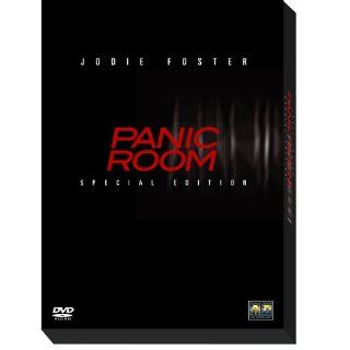 Panic Room Special Edition, 3 DVDs Special Edition Jodie