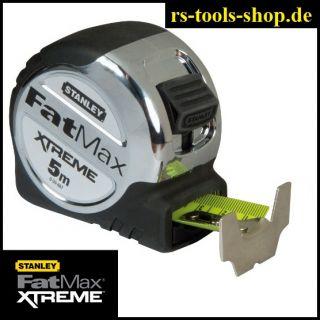 Stanley Fat Max Xtreme Roll Bandmaß 5 m Blade Armor Maßband 0 33 887