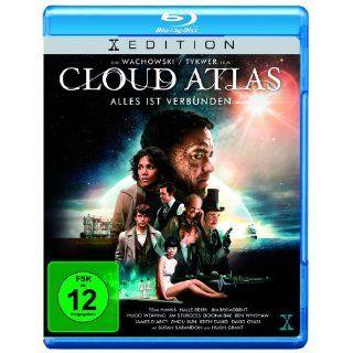 Cloud Atlas [Blu ray] Tom Hanks, Keith David, Hugh Grant