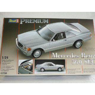 Mercedes Benz 560sec 560 Sec S klasse Coupe W126 C 126 07158 7158