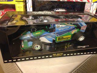 Benetton B194   Michael Schumacher   118   Minichamps
