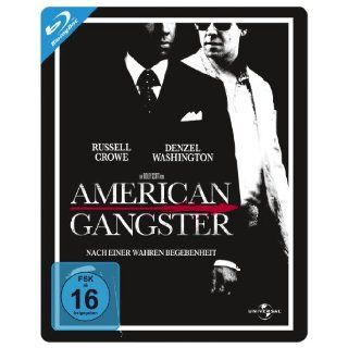 American Gangster   Steelbook [Blu ray] Denzel Washington