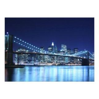 Lower Manhattan Skyline, New York City Announcement