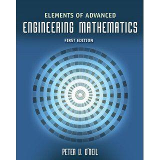 Elements of Advanced Engineering Mathematics Peter V. O