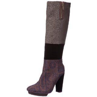DESIGUAL Damen Designer Stiefel Boots Schuhe   SHANON
