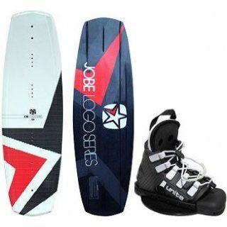 JOBE LOGO 136 2010 incl. Unite STD Boots Sport & Freizeit
