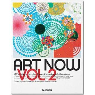 Art Now Vol. II. The new directory to 136 international contemporary