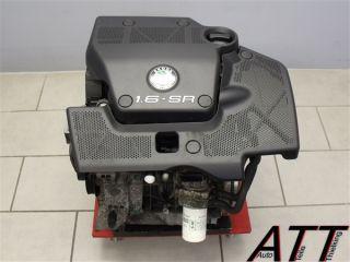 Audi A3 8L Seat Leon Skoda Octavia VW Golf 4 Motor AKL 1.6 100PS 92TKM