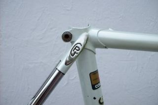 Pinarello Treviso road bike frame 51 cm Columbus SL Rennrad Rahmen