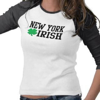 New York Irish Tees
