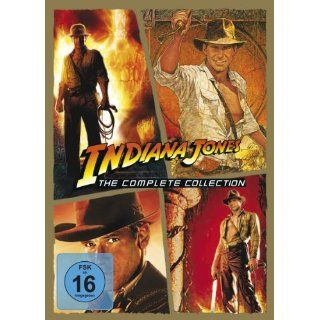 Indiana Jones   The Complete Collection (5 DVDs) Harrison