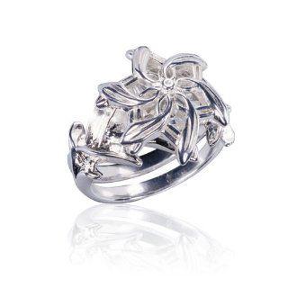 Herr der Ringe   Nenya   Galadriels Ring   21,5 mm Schmuck