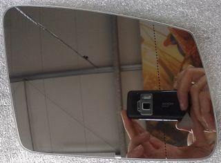 Außenpiegel Mirror Spiegel Spiegelglas Rückspiegel EC Mercedes Benz