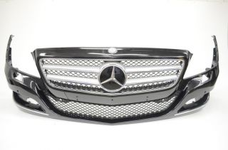 Original Stossstange Bumper Frontschuerze Mercedes Benz W218 CLS PDC
