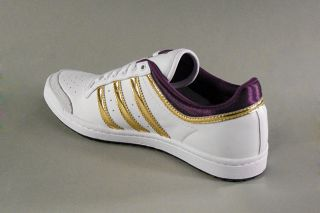 NEU ADIDAS ORIGINALS DAMENSCHUHE TOP TEN LOW SLEEK W G46319 ** WEISS